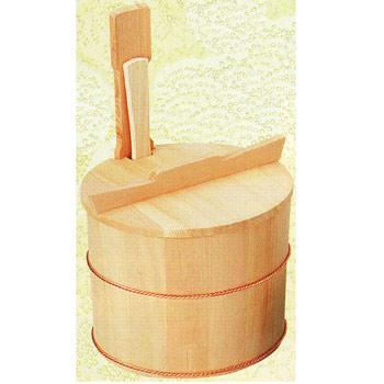 茶飯用 片手桶飯器(しゃもじ付)
