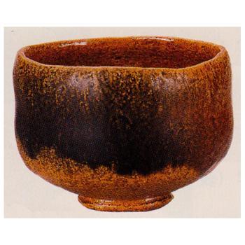 茶碗 飴釉